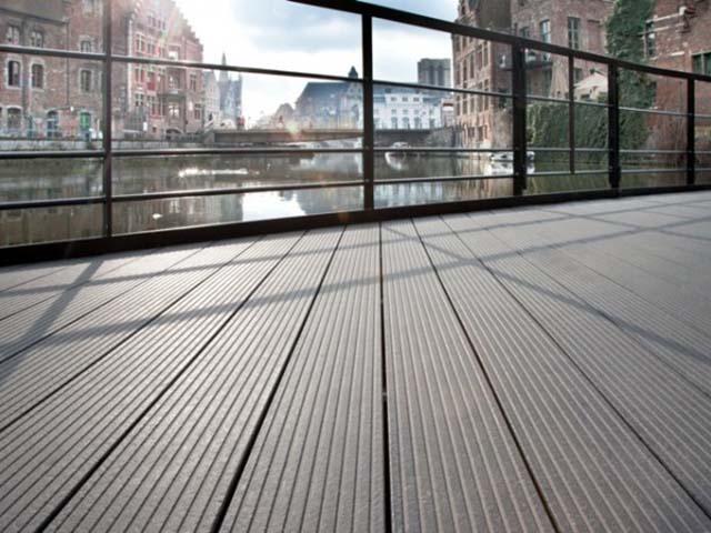 UPM profi deck - the alternative for scaffolded wood